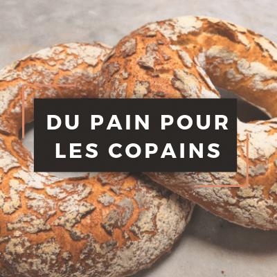 Boulangerie Du Pain Pour Les Copains Thuir partenaire de Vistabox
